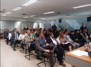 Selma se reúne com vereadores de Mato Grosso