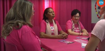 MT Mama inicia campanha no Outubro Rosa