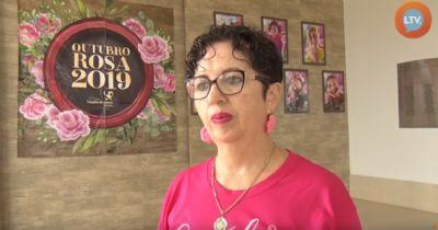 'Pensei que ia morrer', diz pedagoga diagnosticada com câncer de mama