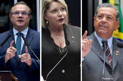 Senadores de MT defendem adiamento das eleições e unificação
