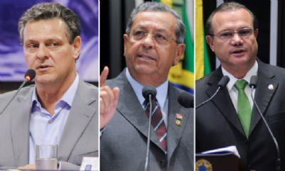 Senadores de MT não assinam pedido de abertura da CPI das Queimadas