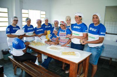 Cursos do Qualifica Cuiabá 300 contribuem com a reabilitação dos participantes