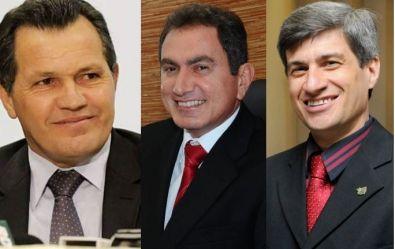 Silval, Nadaf, Marcel e mais 2 se tornam réus por suposto desvio de R$ 15 milhões