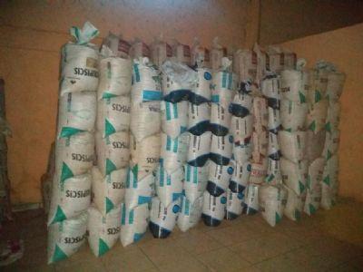Carga de soja é recuperada em Rosário Oeste e homem é detido