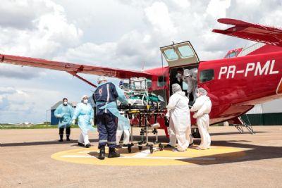 Dois pacientes de Rondônia chegam e são internados na UTI da Santa Casa