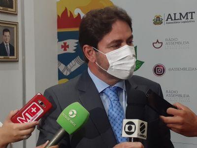 Vinte anos depois, Túlio Fontes retorna à ALMT com licença de Dr Gimenez