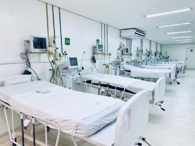 Mato Grosso registra 27 novas mortes por covid-19 e tem 69 UTIs disponíveis