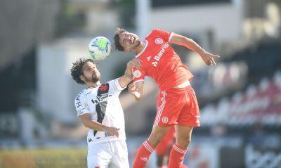 Vasco aciona STJD e pede anulação de partida contra Internacional
