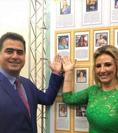 Primeira-dama participa de evento em homenagem a 300 mulheres de Cuiabá