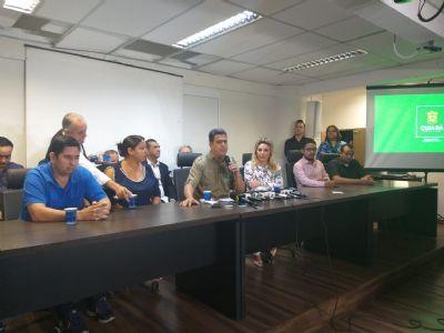 Emanuel vai processar direção da Santa Casa e anuncia transferência de pacientes