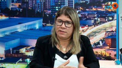 'Vai embora o investimento da saúde todo em frete aéreo, e isso é triste', diz prefeita de São Félix do Araguaia