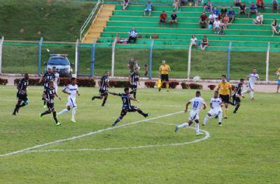 Sinop pressiona, marca quase no fim e fica no empate com o Corumbaense-MS pela Série D