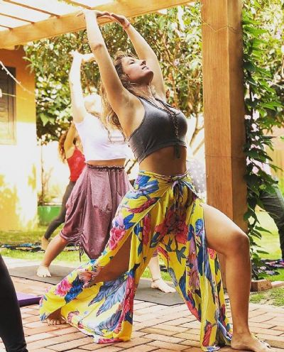 Publicitária relata sua cura por meio do yoga dance