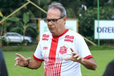 Caé Cunha deve promover mudanças no União para jogo contra Operário-MS