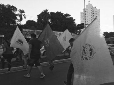 Governo ignora greve da educação