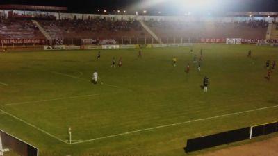 União sofre gol no fim e fica no empate com Operário-MS na Série D do Brasileiro