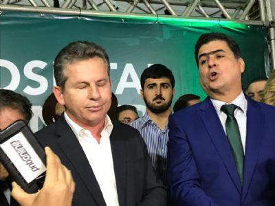 Prefeito acusa governador de 'mandar' polícia investigá-lo
