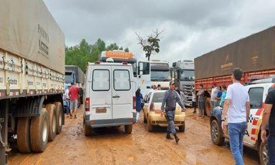 Motorista é encontrado morto dentro de caminhão em Querência