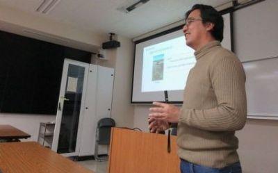 Professor da UNEMAT de Nova Xavantina participa de pesquisas no Japão
