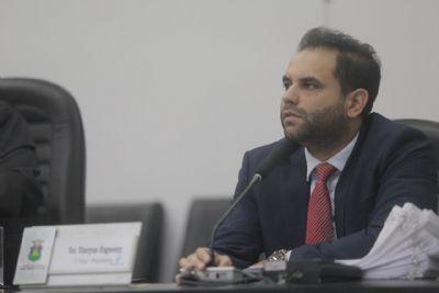 Vinicius Hugueney sugere que vereadores doem R$ 15 milhões para combate à COVID-19