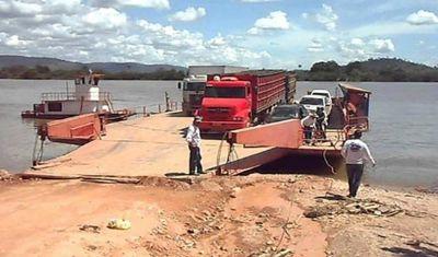 Operações na balsa do Rio Xingu são suspensas por tempo indeterminado