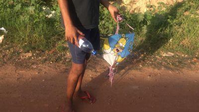 Menino de 11 anos sofre queimaduras ao tentar pegar pipa em subestação de energia