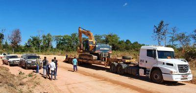 Garimpo ilegal de ouro é fechado e polícia apreende maquinário avaliado em R$1 milhão