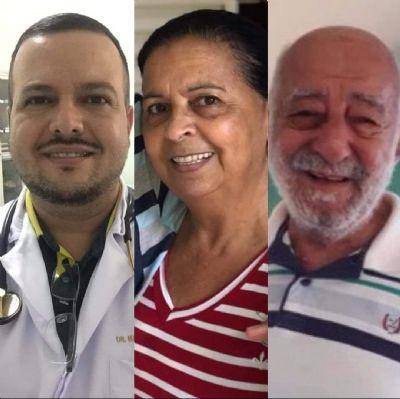Família Baracat sofre perdas sucessivas para a covid e filhos de médicos ficam órfãos; veja relato