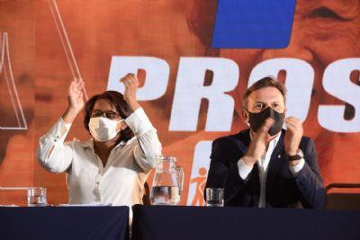 Gisela tenta atrair mais três partidos para arco de aliança