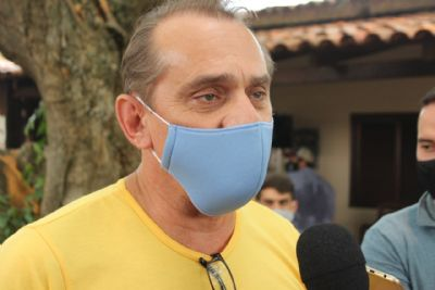 Wilson demonstra insatisfação com PSDB e diz que ainda não tem em quem votar em Cuiabá