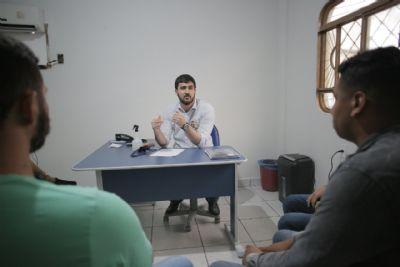 Emanuelzinho cobrará renovação da frota e mira PPPs para reformas de pontos
