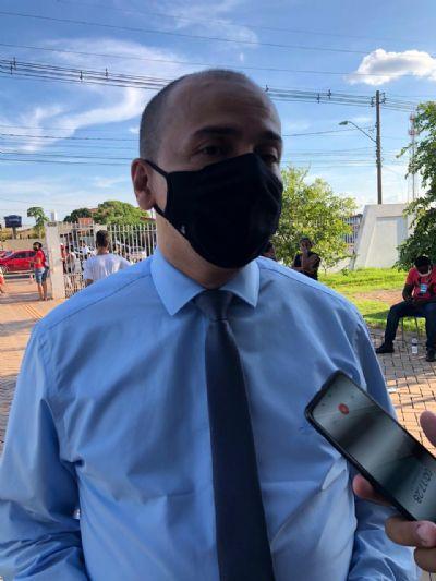 Procurador Mauro aposta na baixada cuiabana para vencer eleição ao Senado