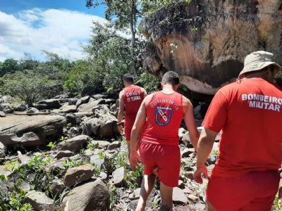 Homem é baleado e desaparece ao cair no Rio Teles Pires