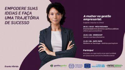 Evento para mulheres