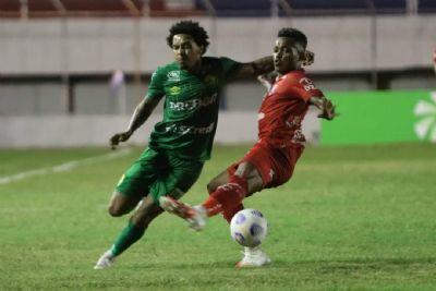 Cuiabá empata em 0 a 0 com o Sergipe e avança na Copa do Brasil