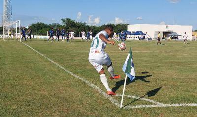 Jogo entre Nova Mutum e Operário termina sem gols na primeira partida da semifinal