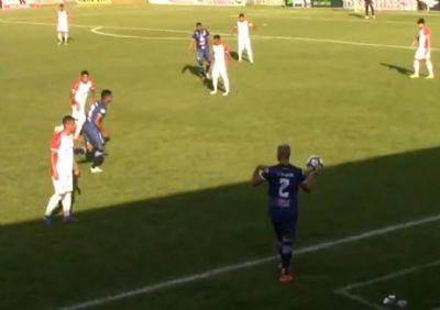 Em jogo disputado, União empata em 3 a 3 com Goianésia pela série D