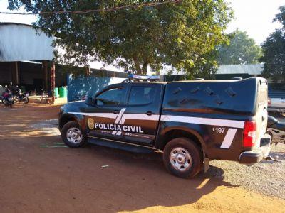 Operação mira integrantes de organização criminosa e efetua prisões em cinco cidades de MT