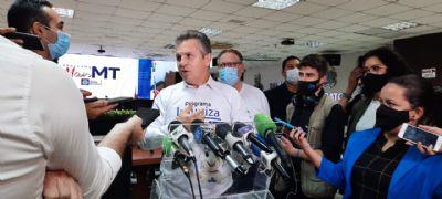 Mendes garante permanência de Dilmar na liderança do governo