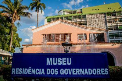 Residência dos Governadores reúne passado e presente em evento dedicado às tradições