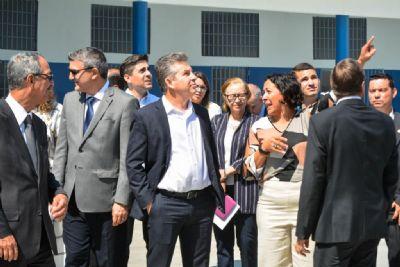 Governo conclui obra paralisada e Centro Socioeducativo ganha mais 28 vagas