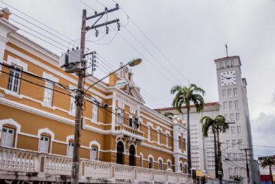 Palestras sobre arquitetura e urbanismo celebram o Dia Nacional do Patrimônio Público no Palácio da Instrução