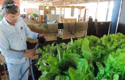 Agricultura e Pecuária auxilia pequenos agricultores com demonstrações de alternativas de produção