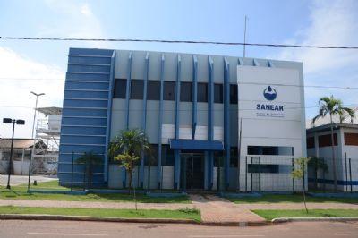 Sanear informa interrupção no abastecimento de água na região Central