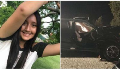 Bombeiro descobre morte da filha ao atender acidente