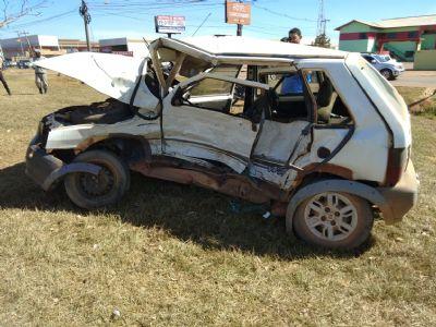 Homem morre em acidente na BR-163 em Sinop