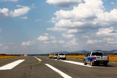 MPF garante na Justiça propriedade da área do aeroporto de Barra do Garças à União Federal