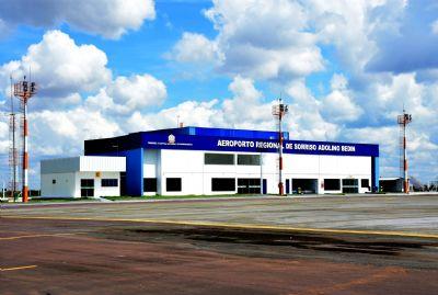 Azul estuda retomar voos em Sorriso com aeronave de porte menor
