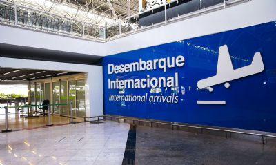 Governo prorroga restrição para entrada de estrangeiros no Brasil