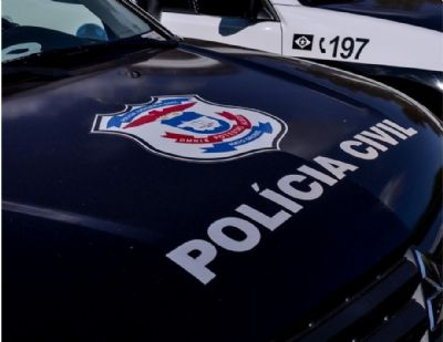 Polícia Civil prende suspeito de homicídio em Cáceres